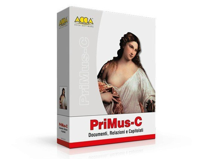 Documents, Reports and Specifications PriMus-C by ACCA software