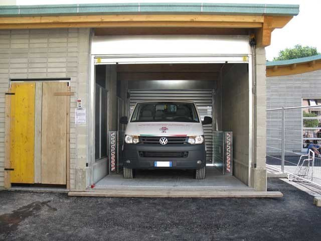 LIFT C2 SCB Ascensore per auto