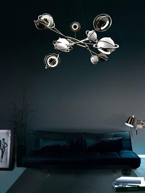 A Delightfull Orientabile Lampada Sospensione Cosmo XPn0Okw8