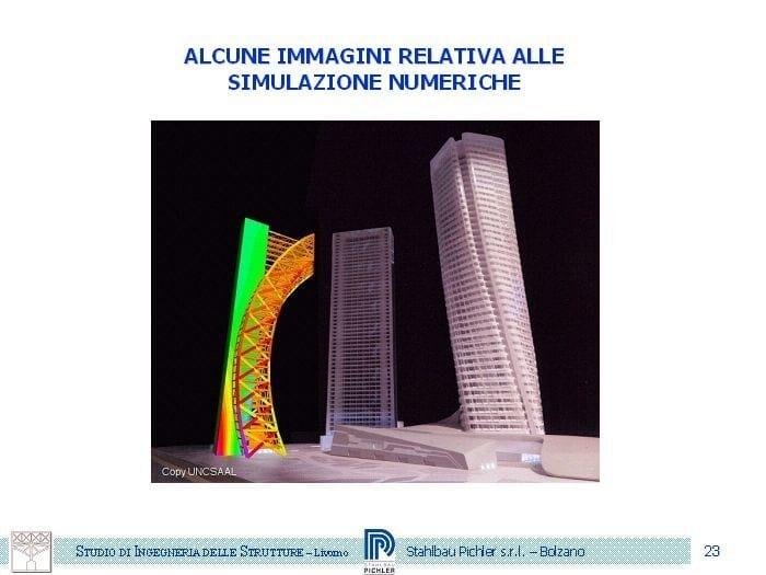 3d solid modelling Straus7 - MODELLAZIONI ARCHITETTONICHE by HSH