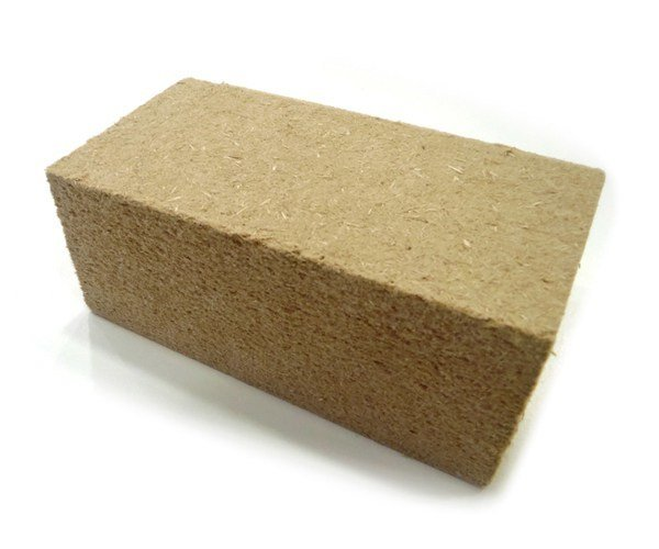 Wood fibre thermal insulation panel FiberTherm Isorel® 230 by BetonWood