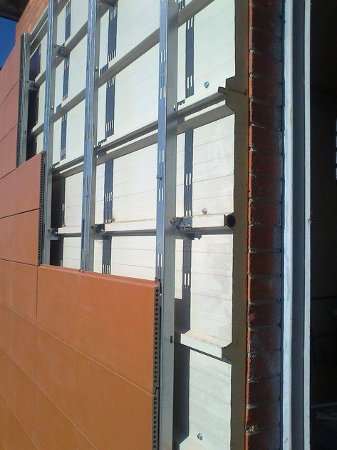 Variante per parete ventilata