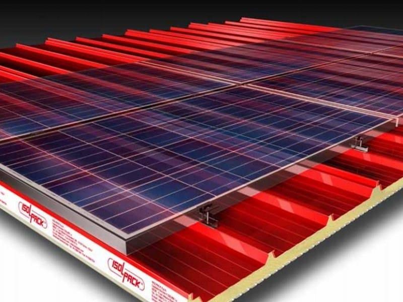 DRYFIX   Sistema per tetto ventilato Adatto anche a moduli FV