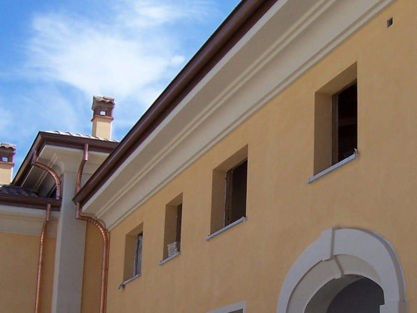 Estremamente cornici finestre esterne vi14 pineglen - Cornici per facciate esterne ...