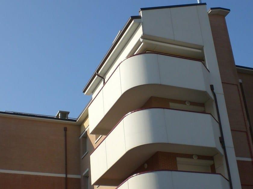 Muretta in cemento CEMENTI | Muretta by BACCARO I CEMENTISTI