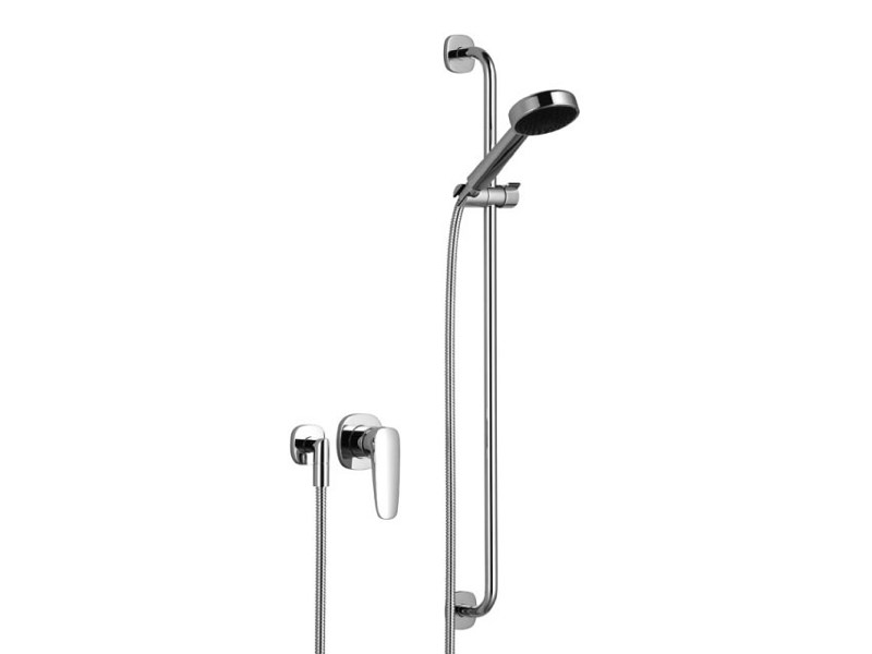 Shower mixer with hand shower GENTLE by Dornbracht