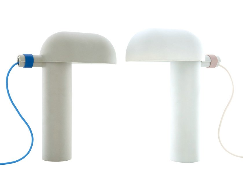 Ceramic table lamp CONTAINER BY by Ligne Roset