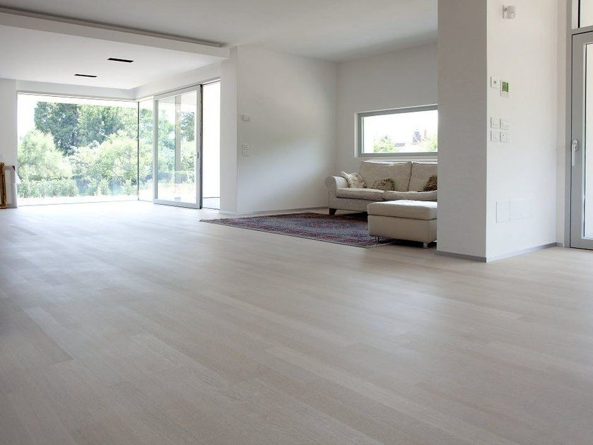 Prefinished wooden parquet COLORSUITE by MENOTTI SPECCHIA