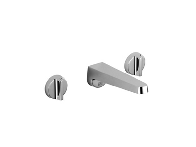 3 hole wall-mounted washbasin tap SELV by Dornbracht