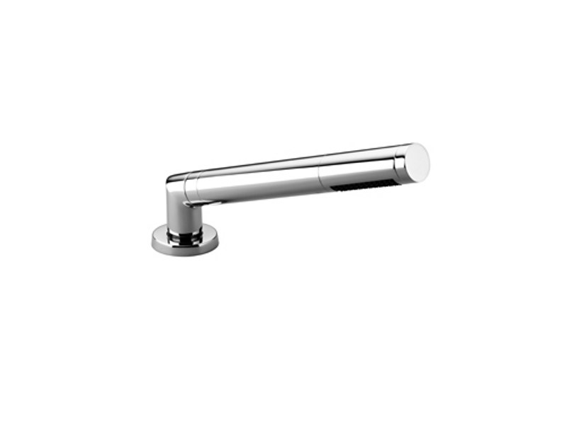 Handshower with anti-lime system for bathtub SELV by Dornbracht