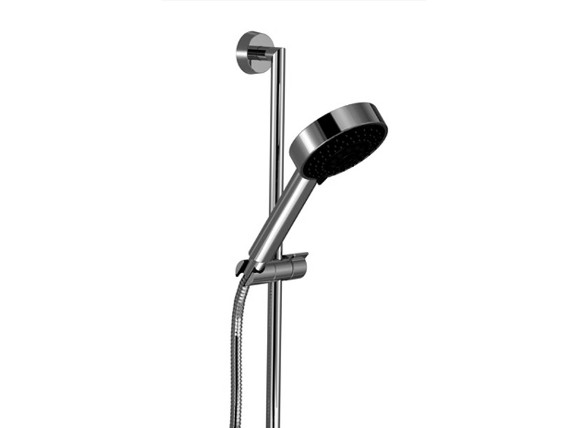 Shower wallbar with hand shower SELV by Dornbracht