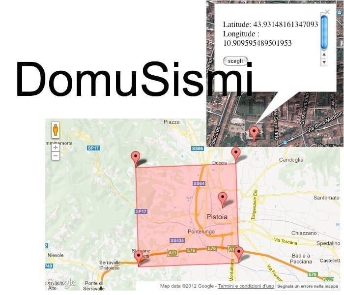 Online/Cloud Software DomuSismi by INTERSTUDIO