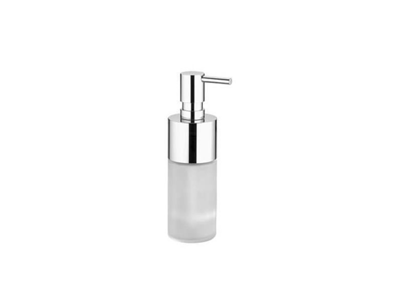 Liquid soap dispenser SYMETRICS by Dornbracht