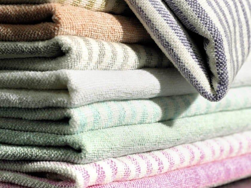 Linen fabric WEEK END by Élitis