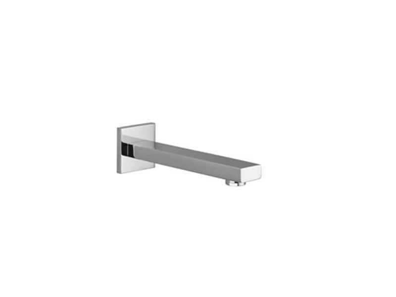Wall-mounted sink spout SYMETRICS by Dornbracht