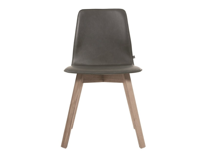 Leather chair MAVERICK | Leather chair by KFF