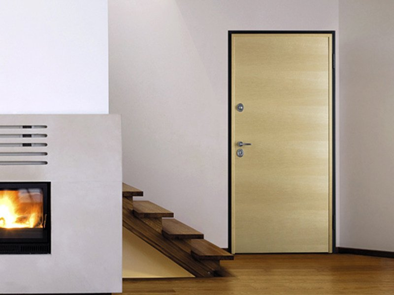 Safety door CONFORT by TORTEROLO & RE