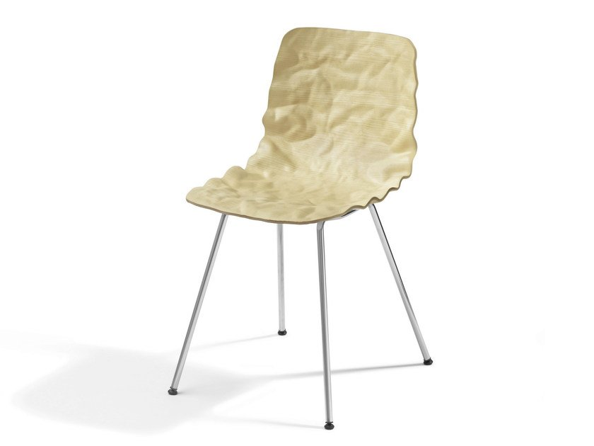 Stackable chair DENT NOSTACK by Blå Station