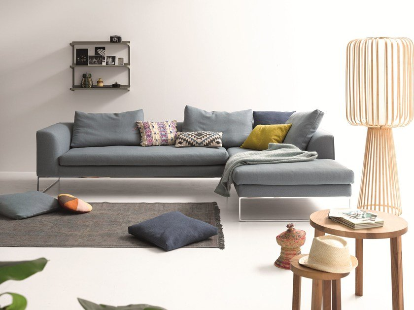 Sectional sofa MELL LOUNGE | Sectional sofa by COR