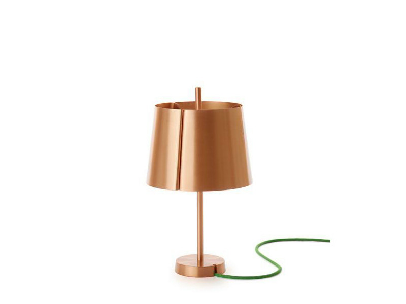 Copper table lamp W 124t by Wästberg