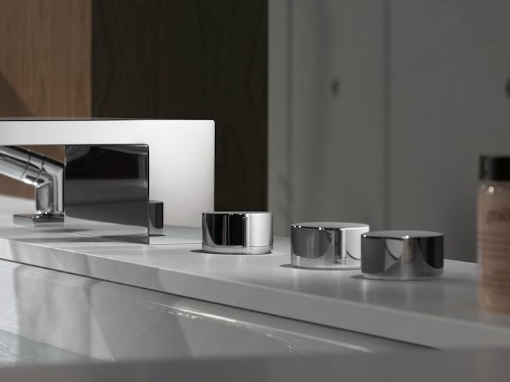 Deck valve cold DEQUE | Bathtub tap by Dornbracht