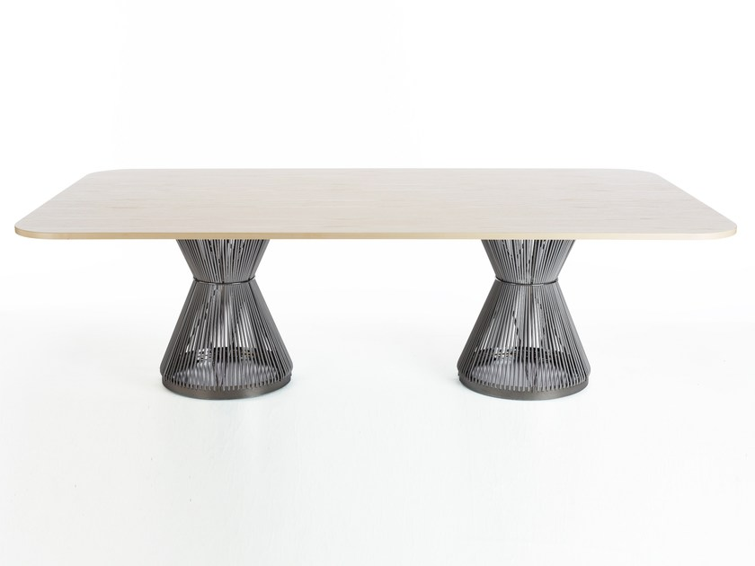 Rectangular table HIDE | Rectangular table by Karl Andersson