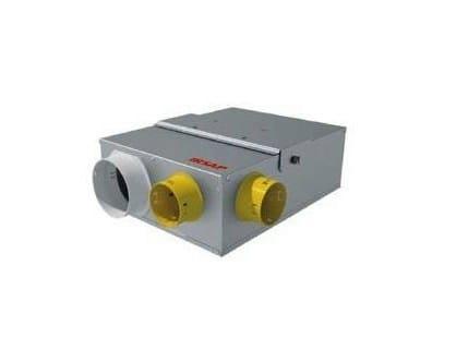 Mechanical forced ventilation system IR-MULTI 80 versione AC by IRSAP