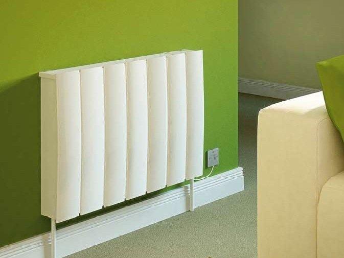 Wall-mounted fan coil unit SMARTRAD by Khema Srl