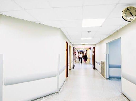 Acoustic glass wool ceiling tiles Ecophon Advantage™ A by Saint-Gobain ECOPHON