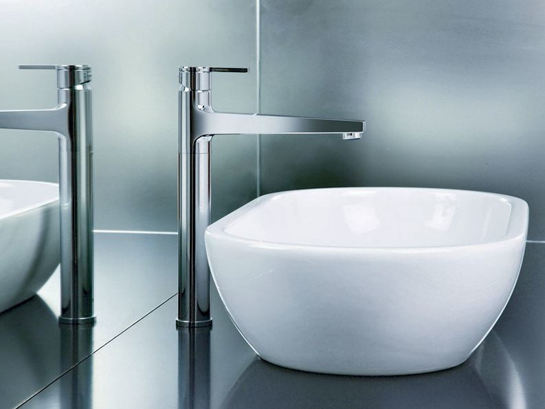 Single handle washbasin mixer DIARIO by CRISTINA