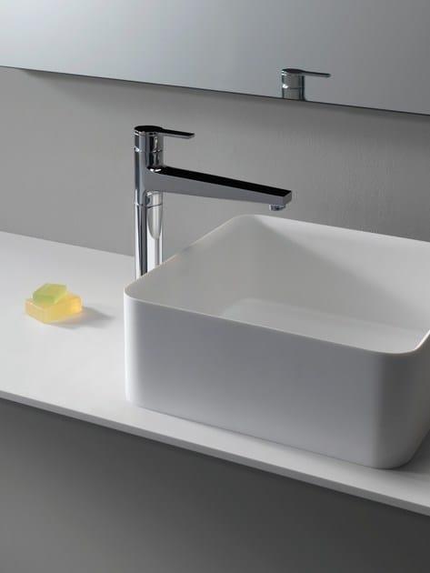 DIARIO Miscelatore per lavabo monocomando