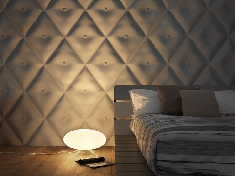 3D Wall Panel CAPITONNÈ XL by 3D Surface