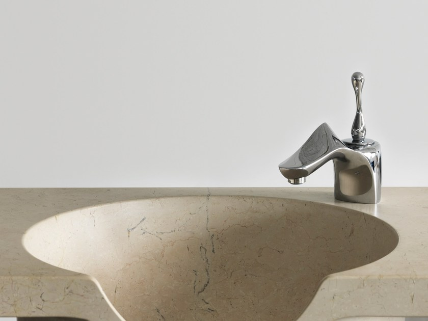 Single handle washbasin mixer ESEMPIO by CRISTINA