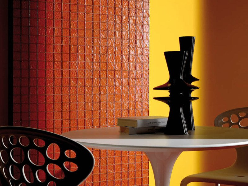 Glass Mosaic ONDE by Mosaico+