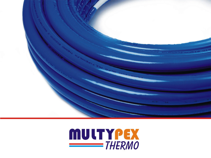 Pipe for air conditioning unit MULTIPEXALFA THERMO by PLASTICA ALFA