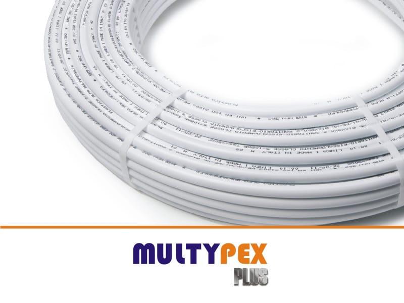 Pipe for air conditioning unit MULTIPEXALFA PLUS by PLASTICA ALFA
