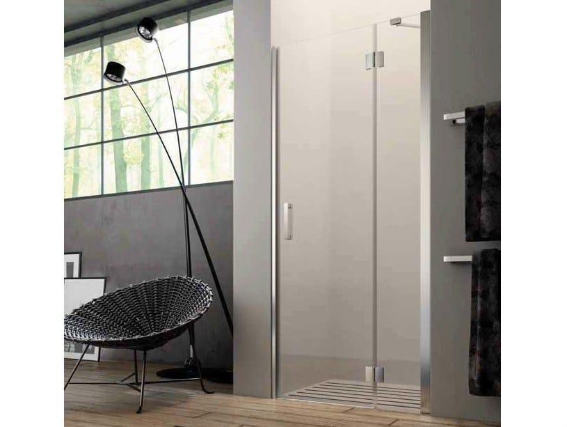 Crystal shower door LIFE | Shower door by Glass1989