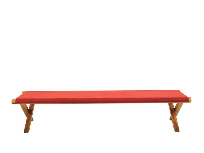 Acrylic garden daybed ELÌT by Ethimo
