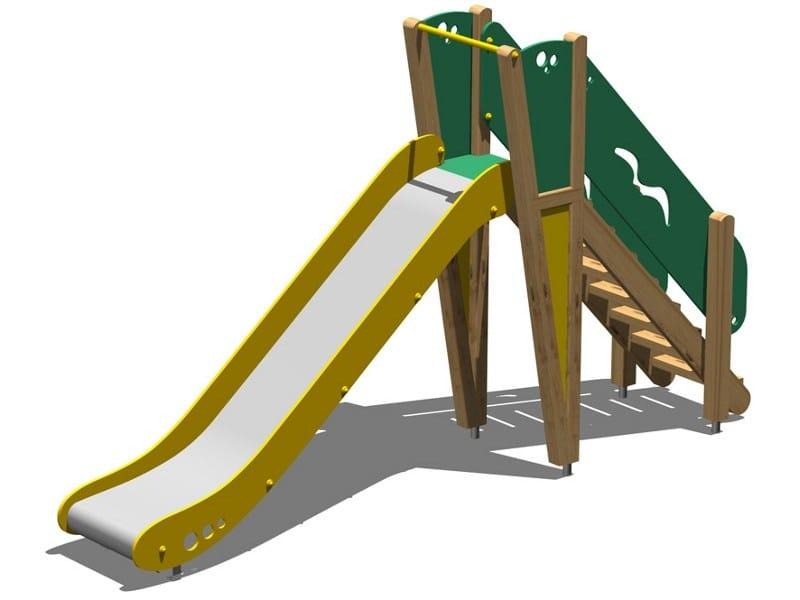 Polyethylene Slide ARIA   Slide by Legnolandia