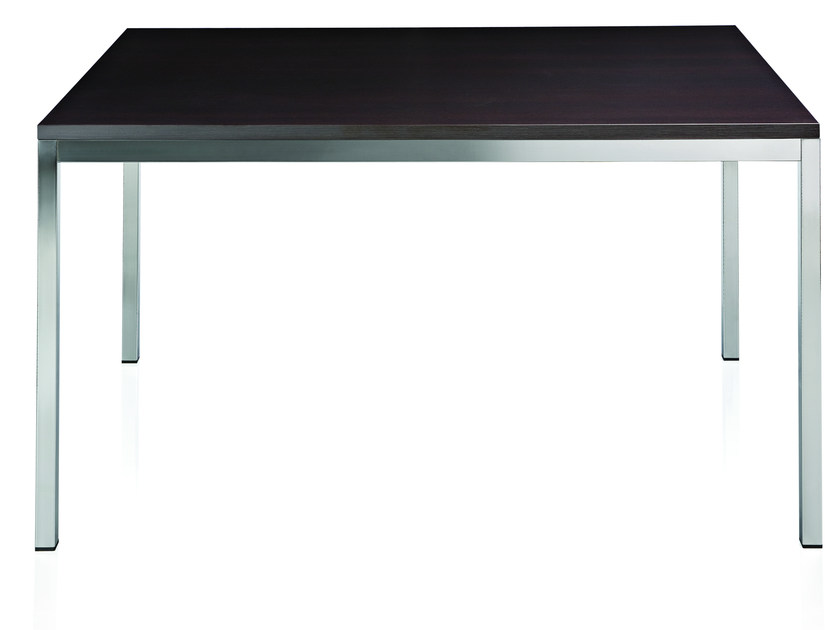 Rectangular laminate table EDWARD | Rectangular table by ALMA DESIGN