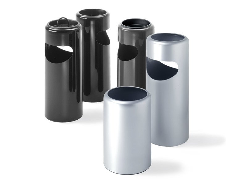 Technopolymer waste paper bin BIRILLO | Waste paper bin by REXITE