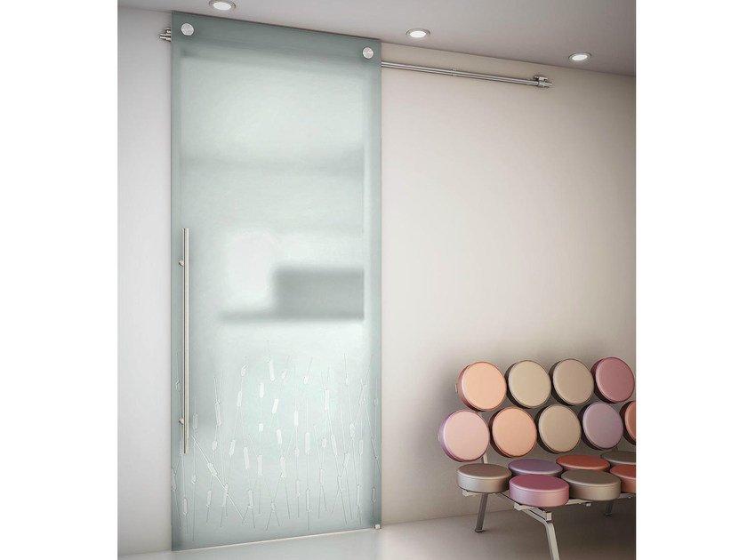 Sliding door TEKNO DUE by FOA