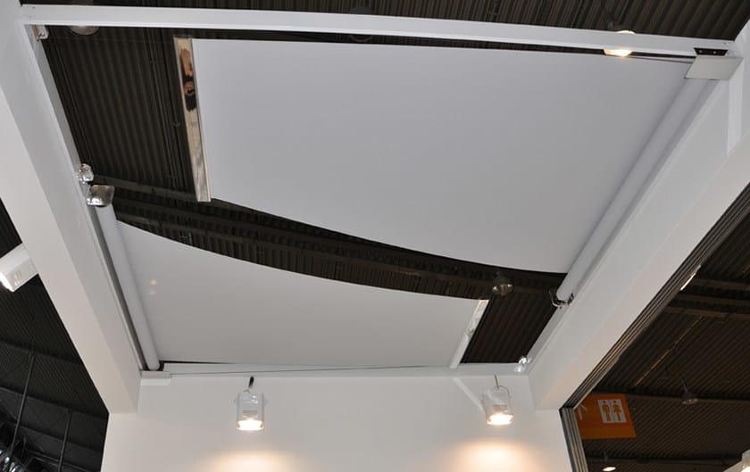 Sliding awning TENSION AN 602 – AN 421 by Dekora