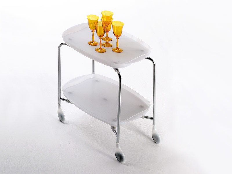Folding food trolley TENDER by REXITE