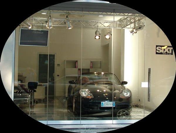 GIEMME SYSTEM® - Giemme Business infissi vetro e alluminio per negozi