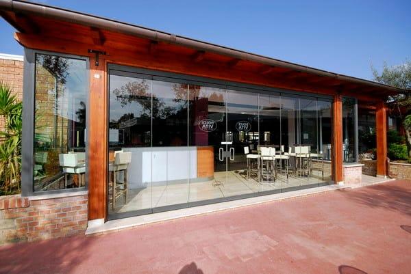 GIEMME SYSTEM® - Giemme Business serramenti e vetrine esterne per bar