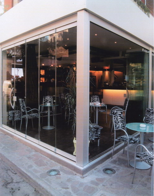 GIEMME SYSTEM® - Giemme Business infissi alluminio e vetro