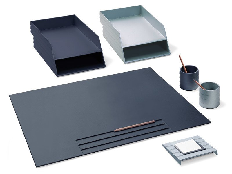 Technopolymer desk set STATUS | Desk set by REXITE