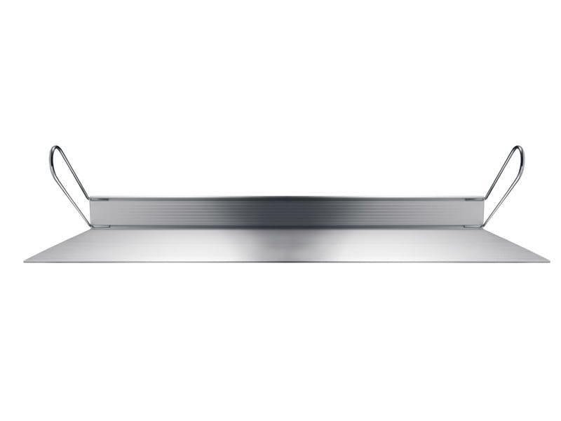 Extruded aluminium wall shelf TECA by REXITE