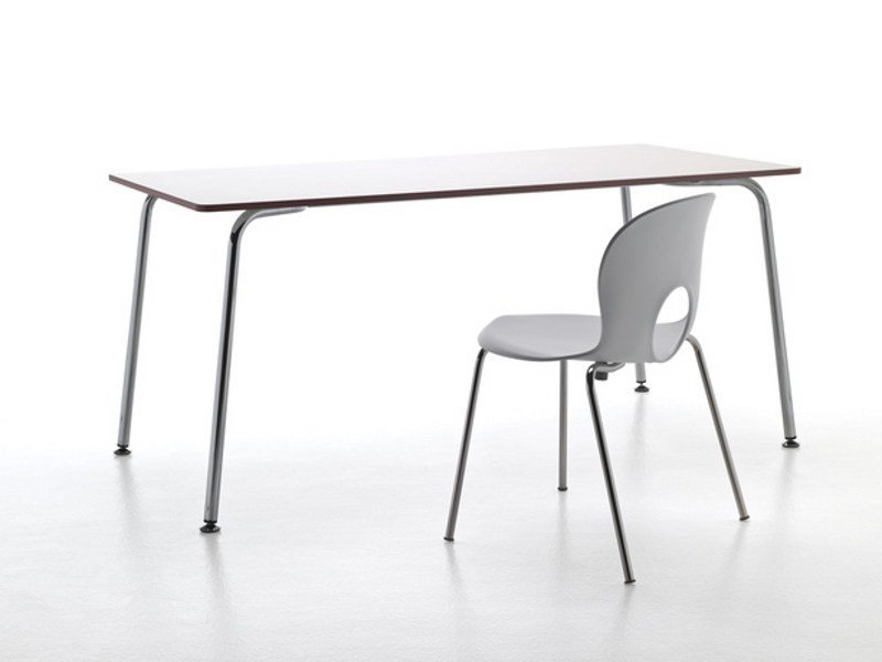 Polypropylene waiting room chair OLIVIA | Chair by REXITE